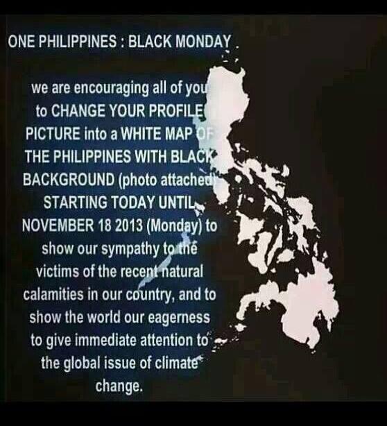 One Philippines - Black Monday