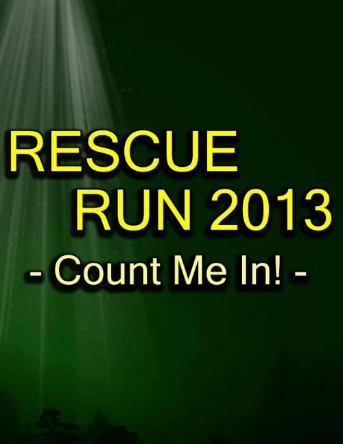 Rescue Run 2013
