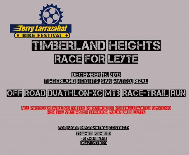 KLK HKR - TLBF Timberland Poster
