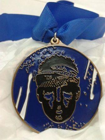 Kalongkong Hiker Guerilla-Sprint-Guerilla-Race-2014-Medal