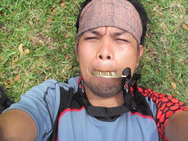 Kalongkong Hiker - Salomon X-Trail Pilipinas 2013