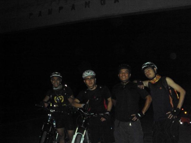 Paolomer at Baguio on Bike 2