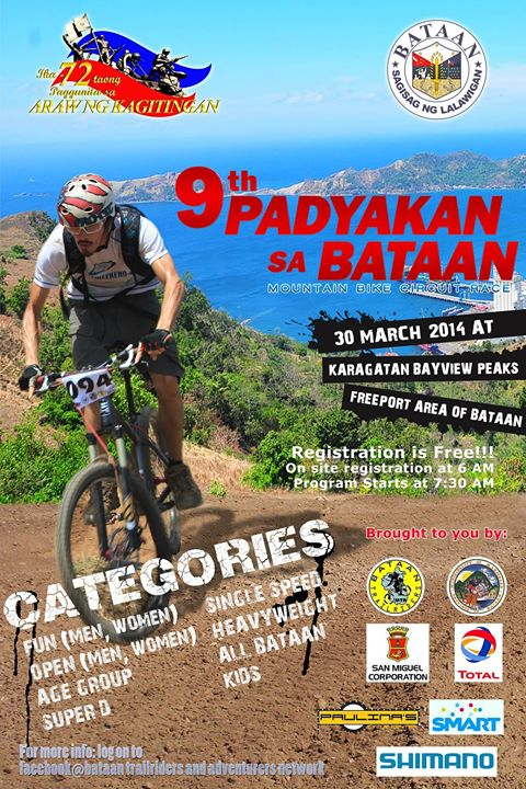 9th Padyak sa Bataan