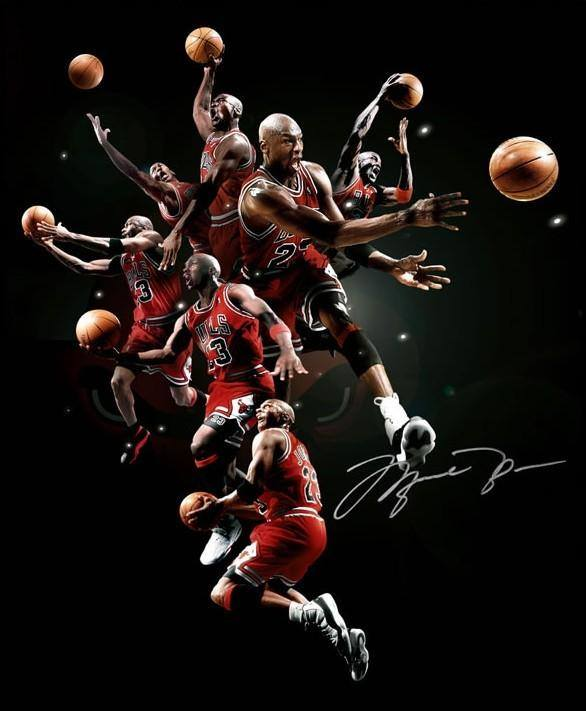 Happy Birthday Michael Jordan