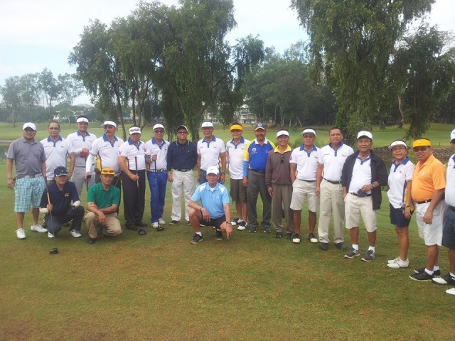 Laoac Cup - Golf Tournament