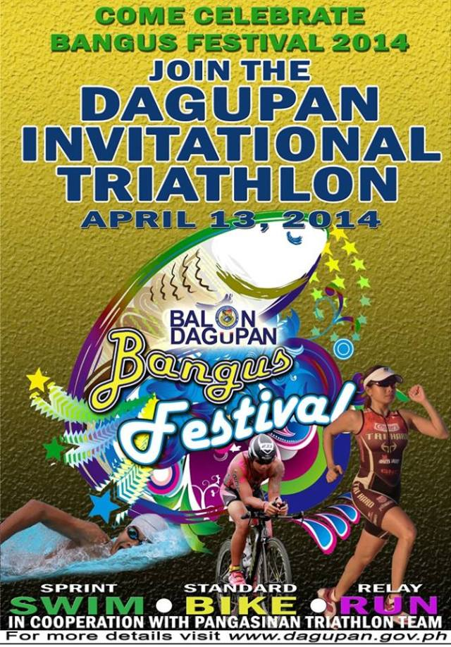 Dagupan Invitational Triathlon