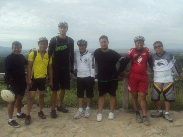 Danny Ildefonso MTB Rider