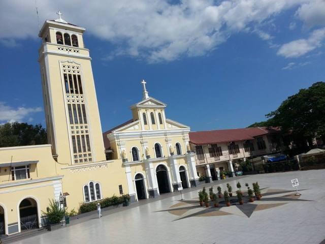 Kalongkong Hiker - Our Lady of Manaoag Church