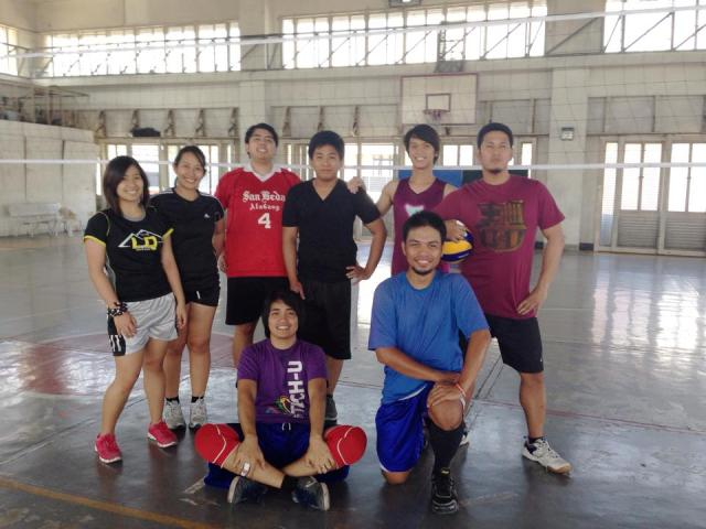 Kalongkong Hiker - Weekly Volleyball