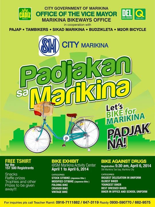 Padjakan sa Marikina 2014