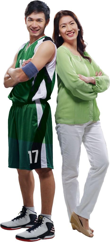 Chris and Mom Lianne