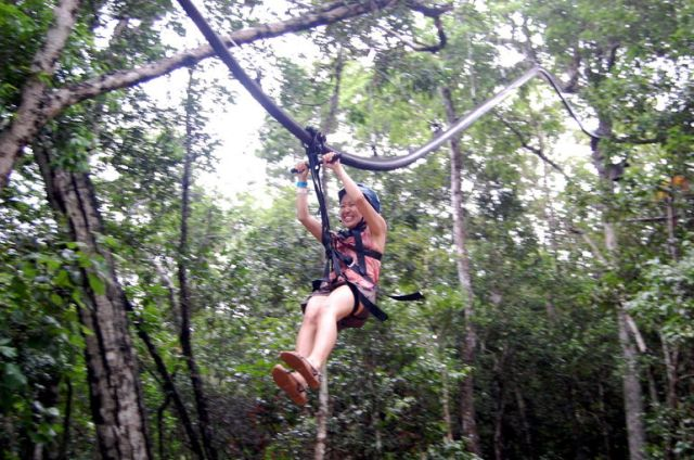 Kalongkong Hiker - Avatar One Zipline
