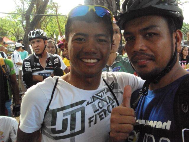 Kalongkong Hiker - Mark Julius Bordeos in Ronda Pilipinas 2014