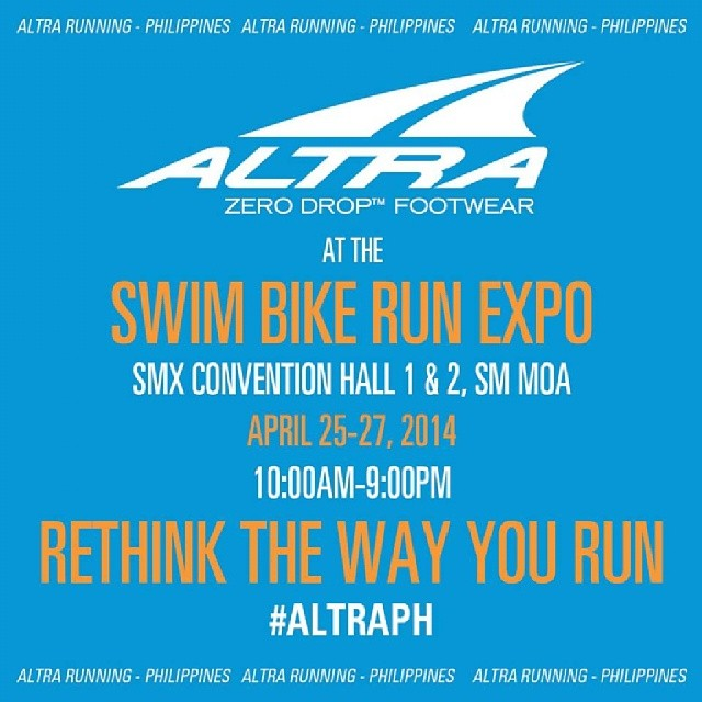Kalongkong Hiker Pilipinas Swim Bike Run Expo