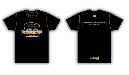 Kalongkong Hiker - Soleus Valley Trail Challenge 2014 Shirt