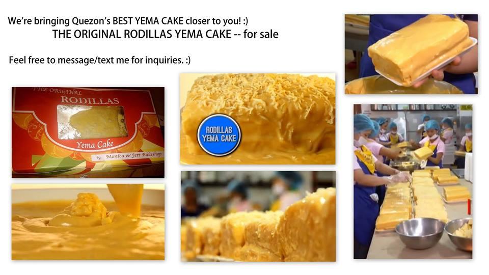 how to cook yema cake