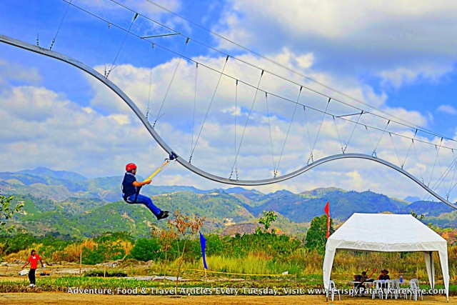 Kalonkong Hiker - Avatar One Roller Coaster Zip Line photo by CrispyPataAtKarekare.com