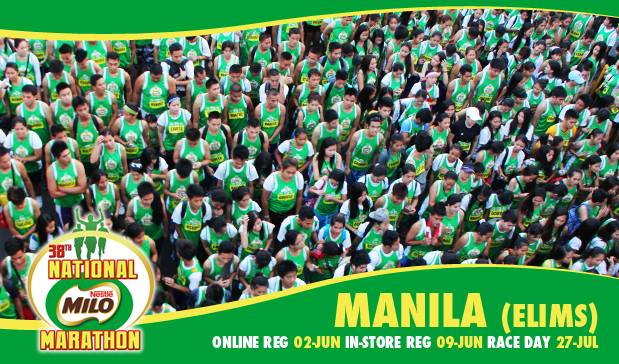 Kalongkong Hiker - 38th MILO Marathon Metro Manila Leg
