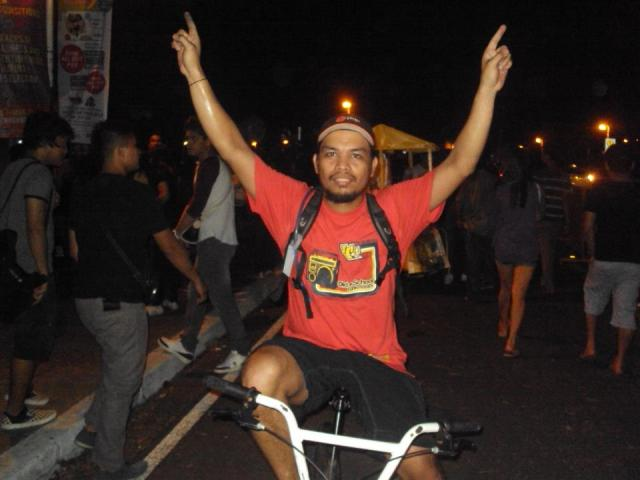 UP Diliman Month Night Ride - Kalongkong Hiker (16)