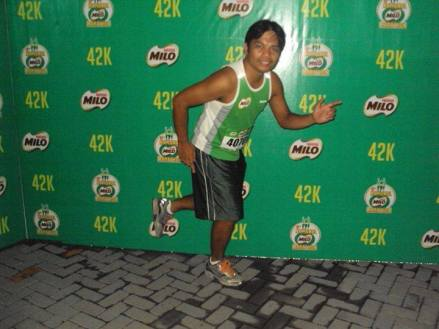 Kalongkong Hiker - 37th MILO Marathon