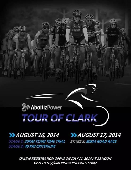Tour of Clark