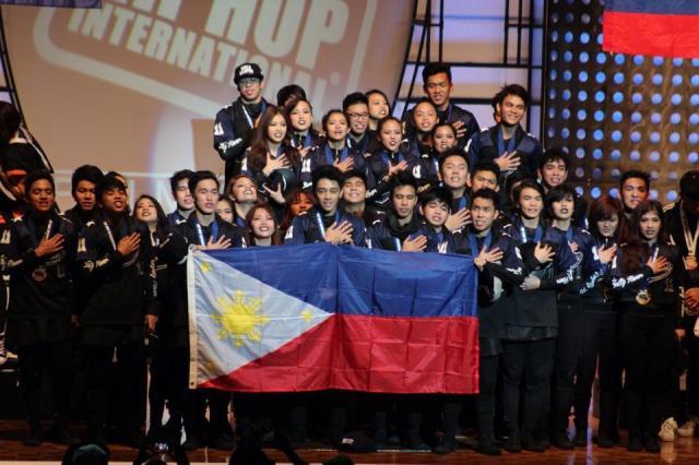 UP Streetdance Club - A-Team