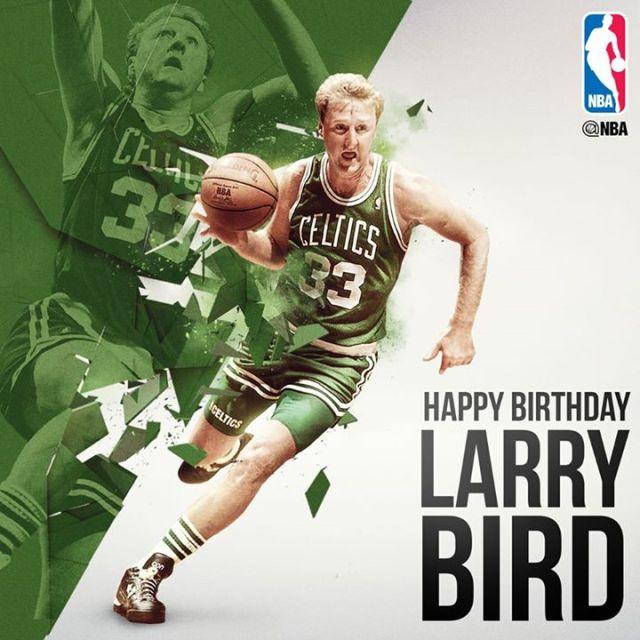 Larry Bird - Boston Celtics
