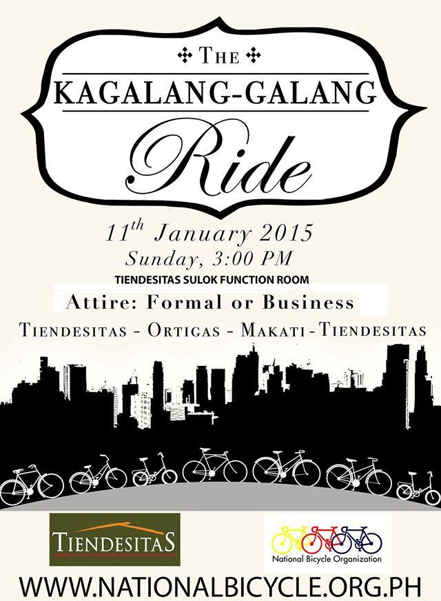 Kalongkong Hiker - Kagalang-galang Ride 2015