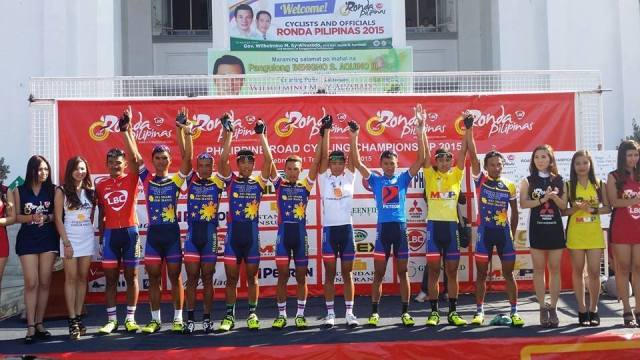 Kalongkong Hiker - Team Phil Navy Standard Insurance Champions