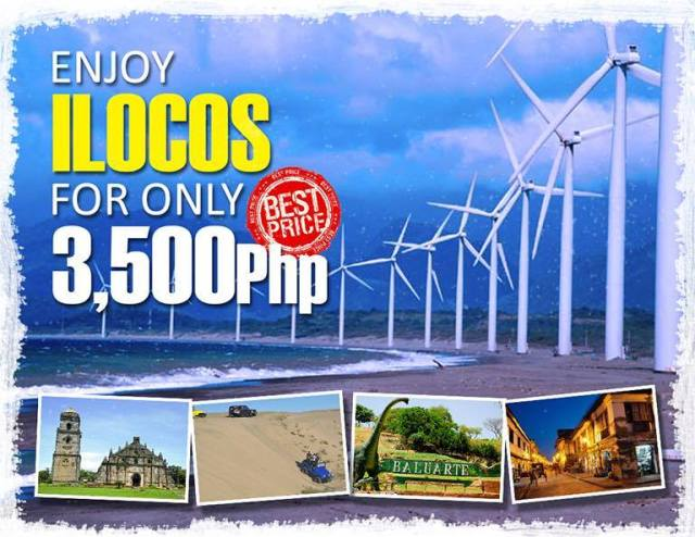 Ilocos Trip by Travelmaker Travel And Tour PH - Kalongkong Hiker