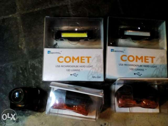 RayPal Comet - Kalongkong Hiker