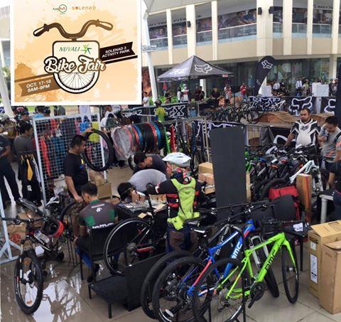 Nuvali Bike Fair 2
