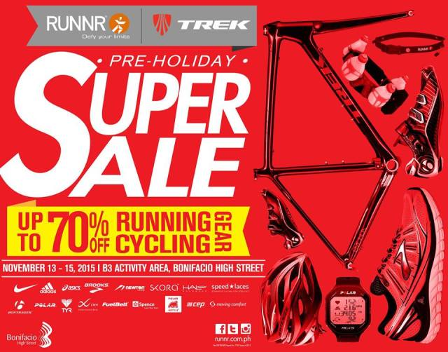 Trek Holiday Sale - Kalongkong Hiker