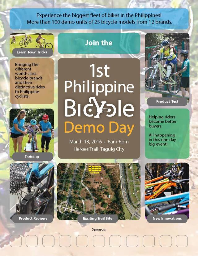 PHBikeDemo-Poster - Kalongkong Hiker