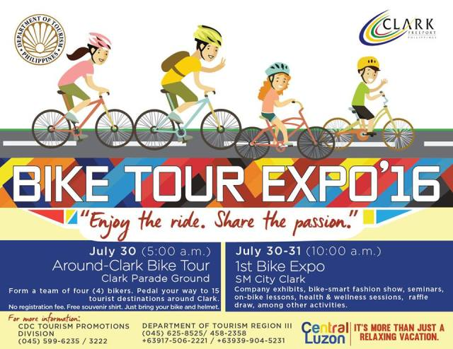 Kalongkong Hiker - Bike Tour Expo 2016 Clark Pampanga