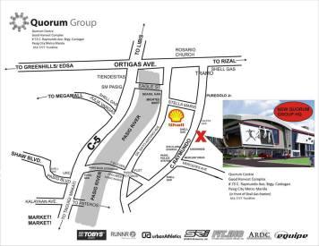 Kalongkong Hiker - Toby's Garage Sale Map