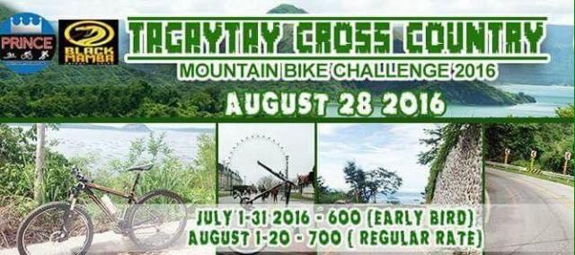 Tagaytay XC Mountain Bike Challenge