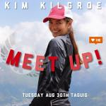 Kim Kilgroe Meet and Greet at McKinley - Kalongkong Hiker
