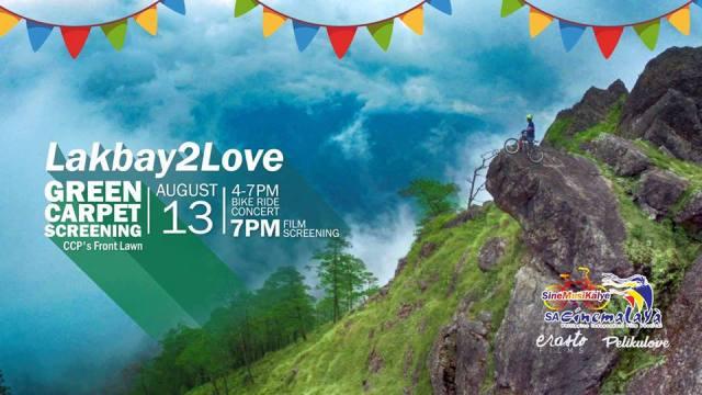 Lakbay2Love at Cinemalaya FB Event - Kalongkong
