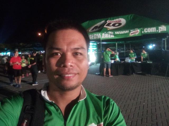 Kalongkong Hiker as MILO Marathon Media-Blogger