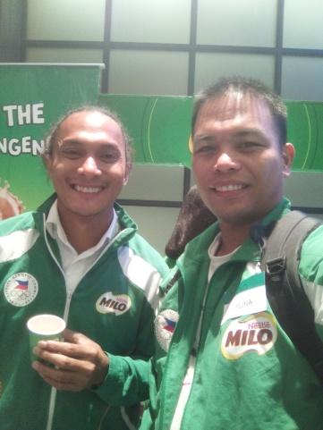 Kalongkong Hiker with Coach Rio Kulot