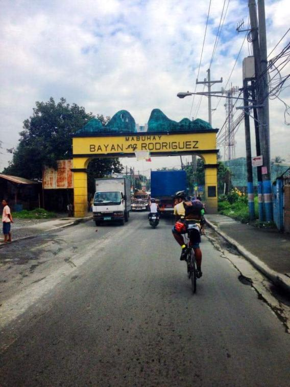 Bike to work - Kalongkong Hiker