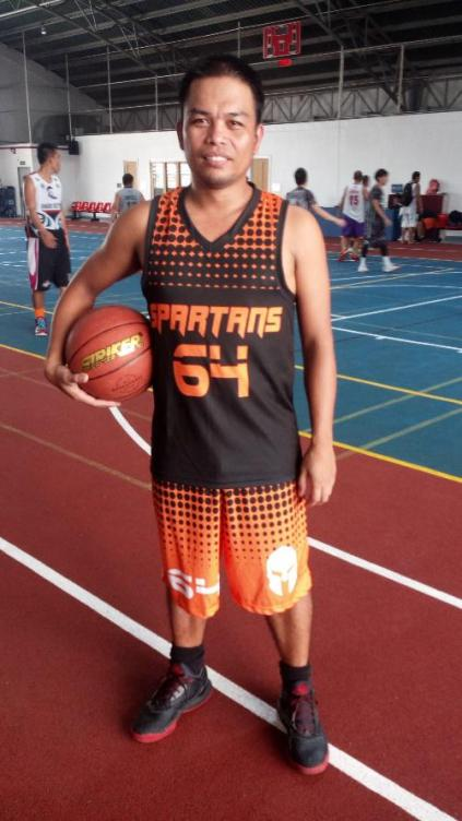 Kalongkong Hiker Basketball