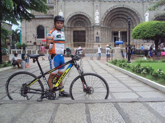 Kalongkong Hiker Biking