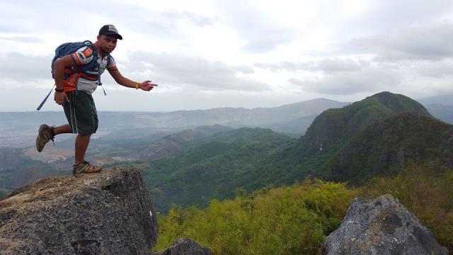 Kalongkong Hiker Climb